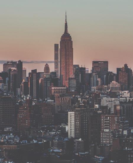 USA- New York Skyline