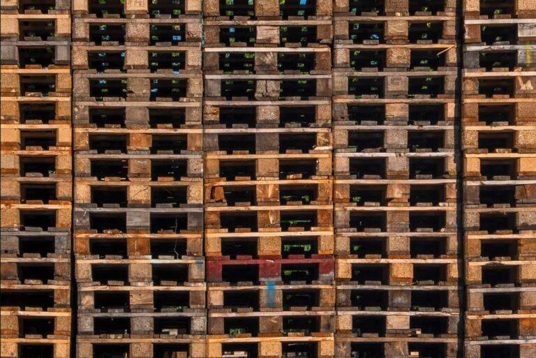 Brexit : Mise en conformité des palettes de bois et bois de calage