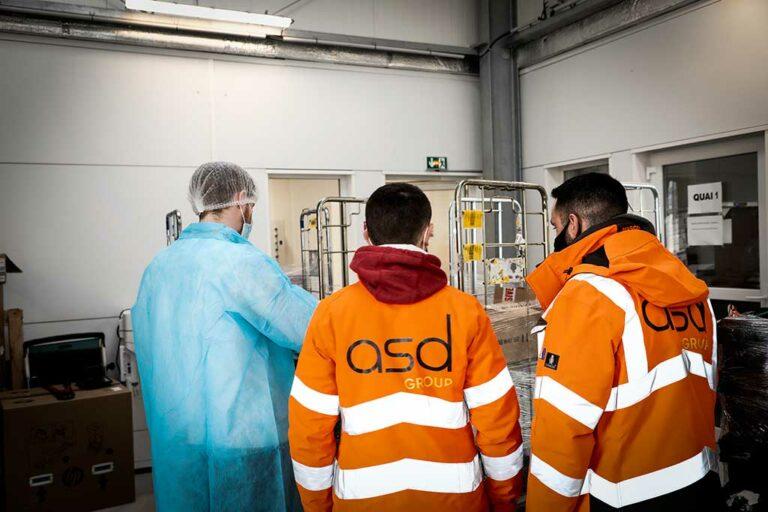 ASD Group - Calais - SIVEP - Controles
