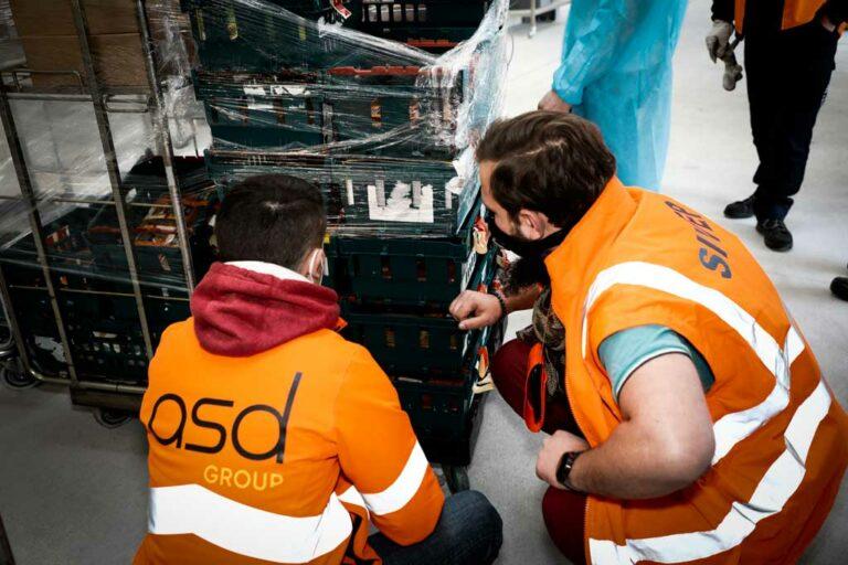 ASD Group - Calais - SIVEP - SPS-controle