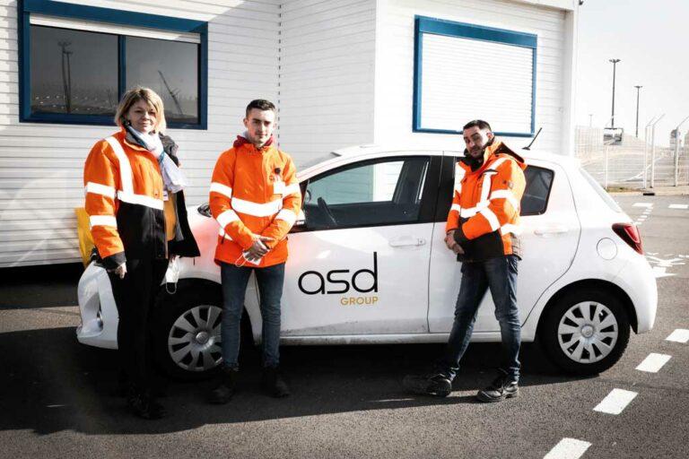 ASD Group - Calais - SIVEP - Ons team