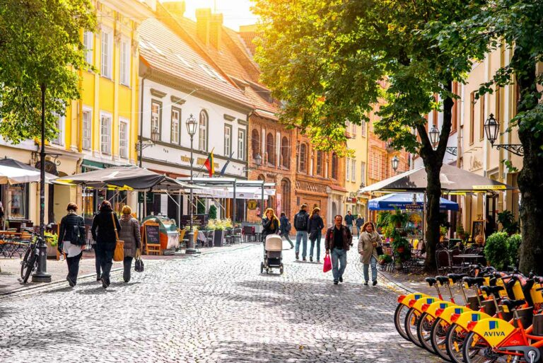 Lithuania: the government has transposed rules establishing the scope of the E-commerce VAT package